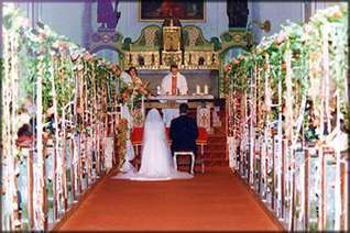 Blumen Für Hochzeit Kirche